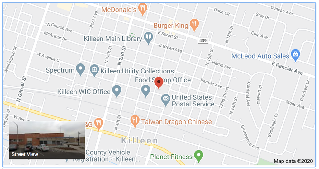 Scale Up CoConnect Killeen Texas