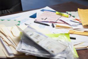 K-Kan De-clutter Your Desk, complete filing & bookkeeping
